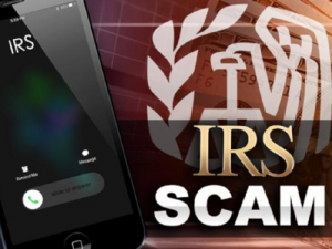 IRS Tax Scam Alert