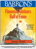 Barron's Hall of Fame article