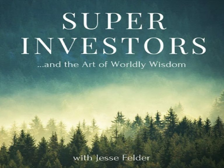 Read more about the article Jim Stack on the Super Investors Podcast